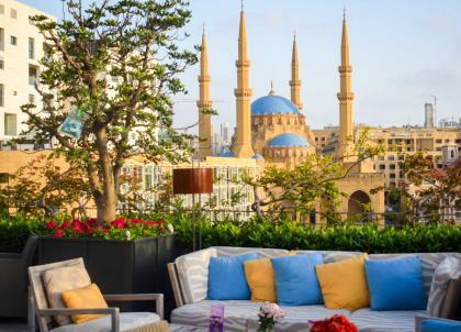 Beyrouth : Le Gray, hôtel de luxe de référence de la ville