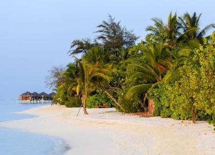 LUX* South Ari Atoll, une île-hôtel paradisiaque aux Maldives