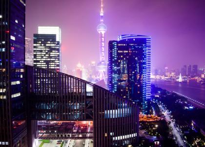 À Shanghai, le Mandarin Oriental Pudong repousse les limites du luxe