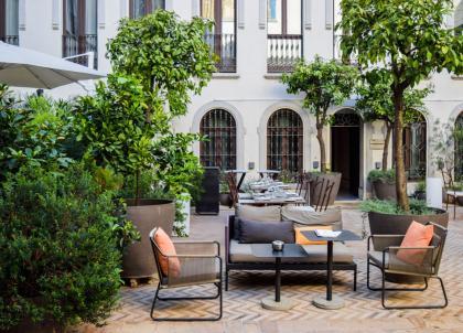 Le Palacio de Villapanés, du palais au boutique-hôtel de luxe au cœur de Séville