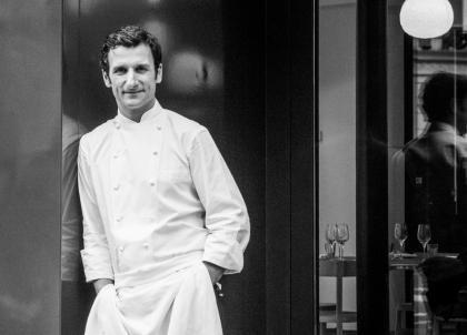 Rencontre avec Christophe Saintagne, chef et propriétaire de Papillon (Paris 17ème)