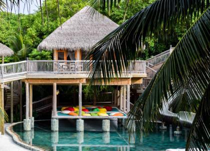 Soneva Fushi, le paradis ultime des Robinsons modernes aux Maldives