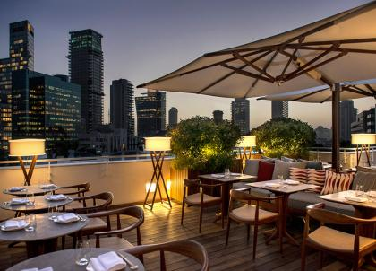 Les 13 meilleurs hôtels de Tel Aviv: les adresses cools, design ou tendances