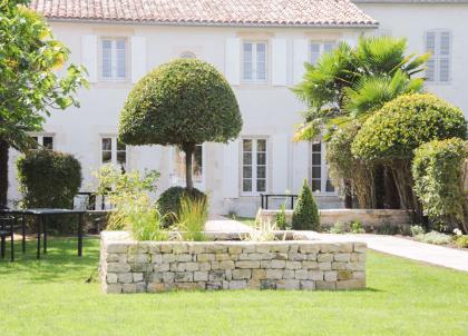 La Villa Clarisse, havre de paix verdoyant au cœur de Saint-Martin-de-Ré (Île de Ré)