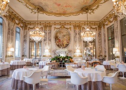 Le Meurice voit ses restaurants et son bar relookés par Philippe Starck