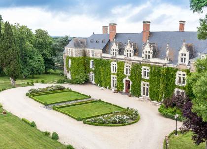 Hôtels Val de Loire : les plus beaux hôtels charme et luxe