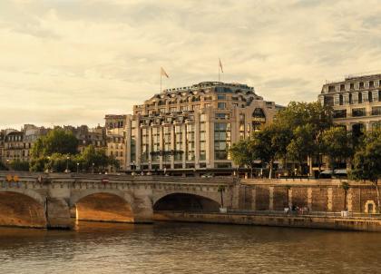 Cheval Blanc Paris : la visite en images du nouveau palace parisien