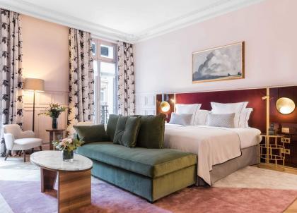 Hôtels chics à Paris : 10 des meilleurs hôtels où passer la nuit