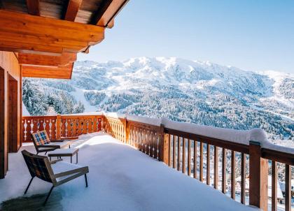 Alpes : les plus beaux hôtels de Méribel