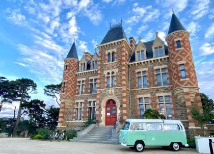 Le Nessay, un hôtel dans l'esprit d'une maison de famille sur la côte bretonne