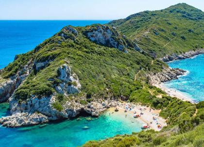 72 heures à Corfou : entre Adriatique et mer Ionienne, les incontournables de l'île