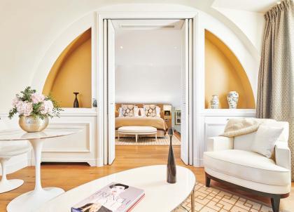 Paris : les plus beaux hôtels du 1er arrondissement