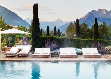 Gstaad : les plus beaux hôtels avec spa