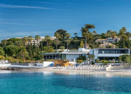 Les plus beaux hôtels à Antibes et au Cap d'Antibes