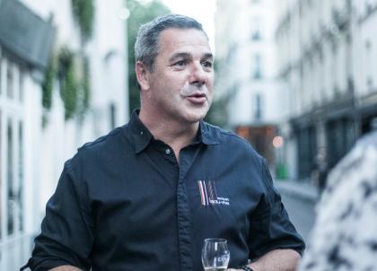 Le Chef Pierre Résimont inaugure les dîners du Prix Collet du Livre de Chef 2017