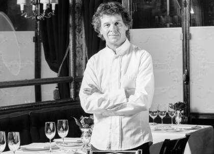 Les 50 chefs qui font Paris #1 : rencontre avec Guy Martin (Le Grand Véfour)