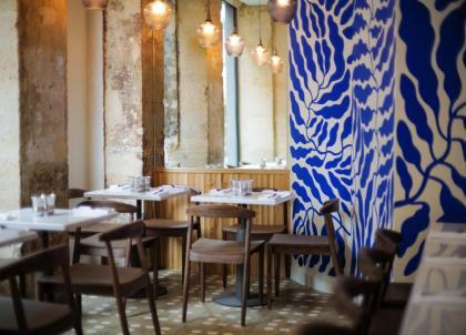 Avec Qasti, Alan Geaam signe le meilleur restaurant libanais de Paris