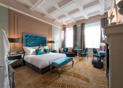 L'Aria Hotel Budapest, nouvelle adresse flamboyante dans la capitale hongroise