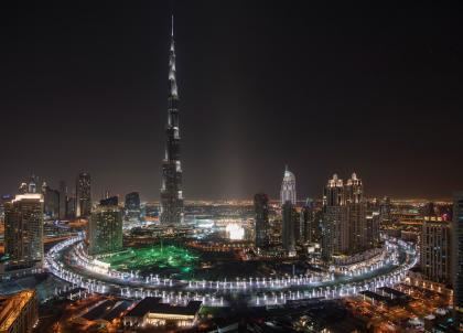 Un nouvel hôtel de luxe signé Taj dans le quartier de Burj Khalifa à Dubaï