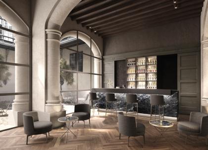 Sant Francesc Hotel Singular, le nouvel hôtel le plus chic de Palma de Majorque