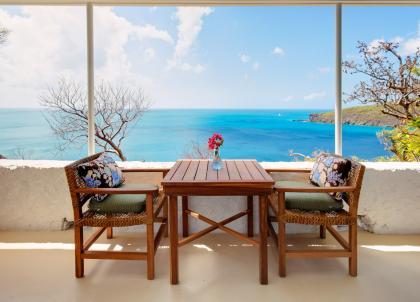 Guana Island, île paradisiaque très privée des Caraïbes