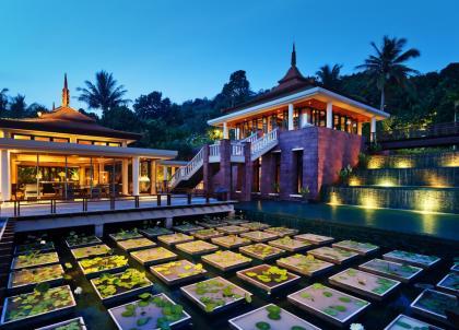 Le Trisara, retraite romantique de rêve à Phuket