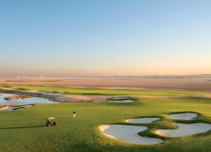 Luxe, golf et bien-être à The Residence Tunis