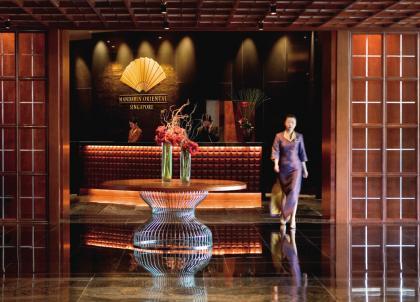 Le Mandarin Oriental Singapore, adresse de luxe incontournable à Singapour