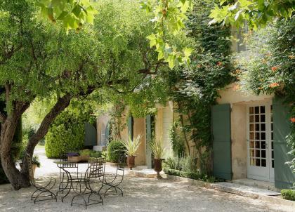 L'Oustau de Baumanière, escale gastronomique incontournable aux Baux-de-Provence