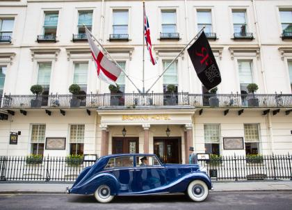 Le Brown's Hotel, discrète légende de Mayfair