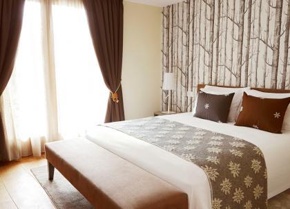 Le Nira Montana, nouvel hotel design prometteur dans les Alpes