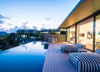 A Phuket, d'impressionnantes villas design signées Point Yamu by COMO