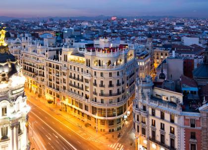 The Principal Madrid, nouvelle adresse luxe et design sur la Gran Vía