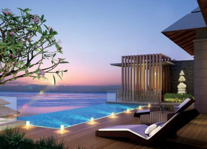 Ritz-Carlton à Bali : la visite en images de ce tout nouvel hôtel ultra luxe