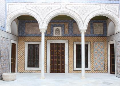 Le Palais Bayram, nouvelle adresse de prestige au cœur de la médina de Tunis