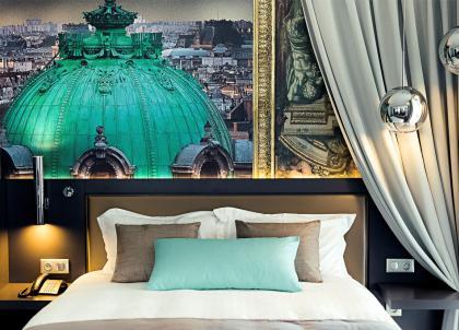 Indigo, un boutique hotel signé InterContinental à Paris