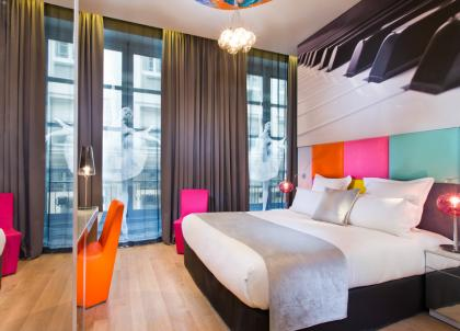 Le Lyric Hotel, premier hôtel musical à Paris