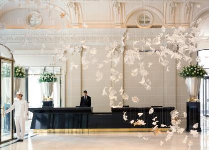 A Paris, le Peninsula réinvente le luxe