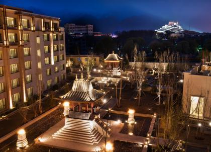 Shangri-La ouvre un luxueux hôtel au Tibet