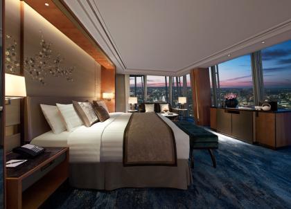 Shangri-La The Shard ouvre ses portes à Londres
