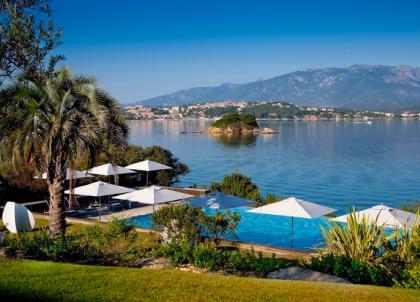 Corse : 20 hôtels aux vues à couper le souffle