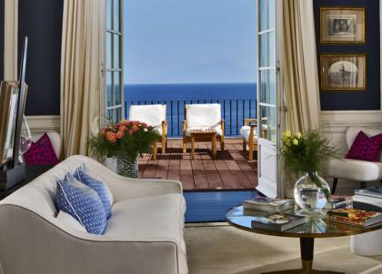 A Capri, 16 hôtels aux vues incroyables
