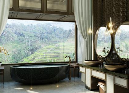 Le Mandapa, nouvelle retraite de rêve balinaise par Ritz-Carlton