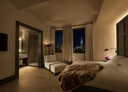 The Edition, le nouveau concept de Ian Schrager et Marriott, s'installe à New York