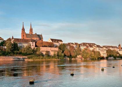 5 raisons de passer votre prochain week-end à Bâle