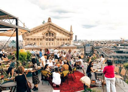 Paris : les 10 plus beaux rooftops de l'été 2019