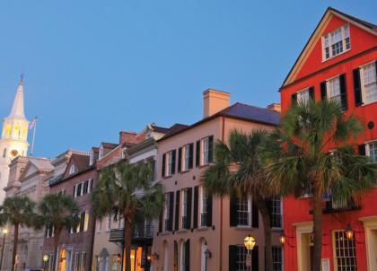 10 raisons de visiter Charleston en Caroline du Sud