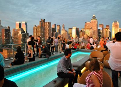 Les 25 plus beaux rooftops à New York