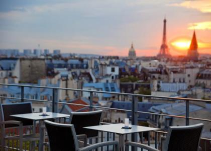 Paris : les 30 meilleures terrasses pour l'été 2014