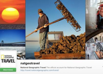 15 comptes Instagram travel à suivre
